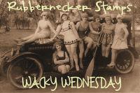 Wacky Wednesday Button girls