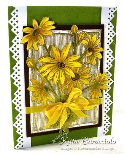 KC Floral Daisy Bouquet