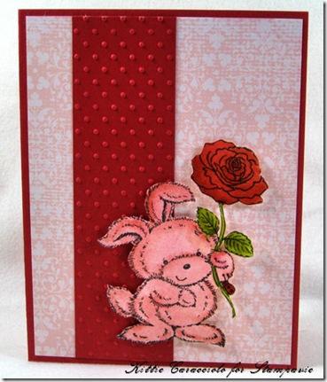 KC Penny Johnson Rosie Rabbit