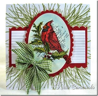 KC Christmas Cardinal 12