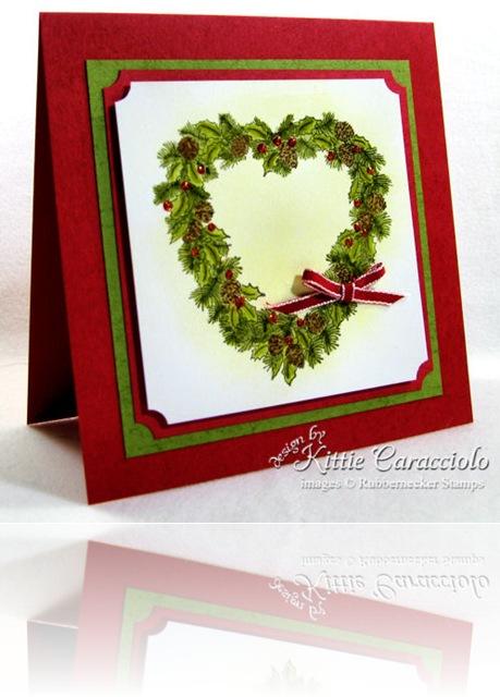 KC Pine Heart