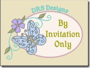 DRS Designers By Invitation Only