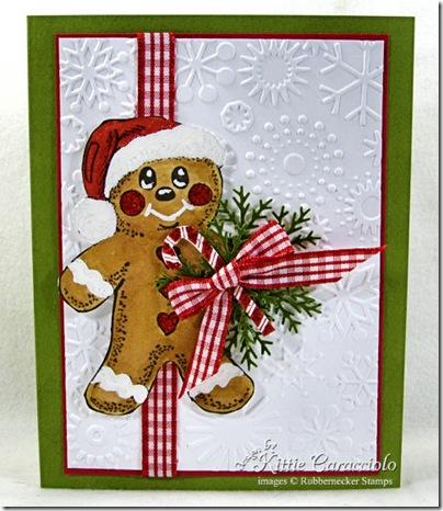 KC Gingerbread Man