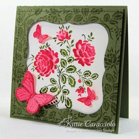 KC Rose Silhouette