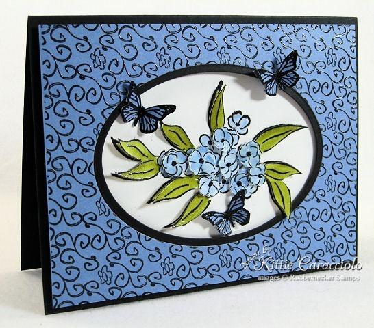 KC Freehand Flower Panel