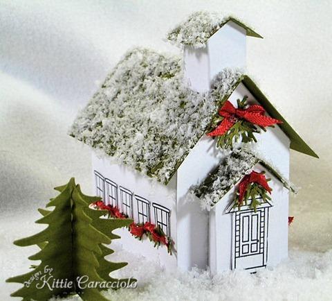 KC Martha Stewart B School 1 snow