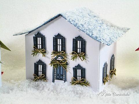 Christmas Village Kittiekraft