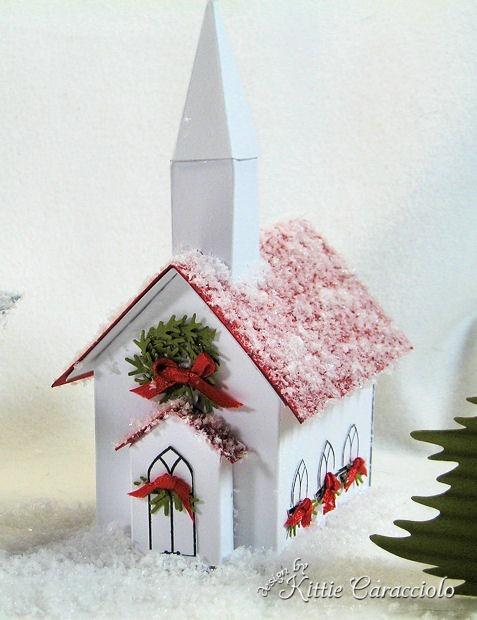 KC Martha Stewart Church 1 with snow