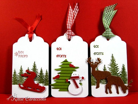 KC Christmas Tags