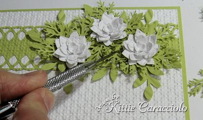 Flower Spray Tutorial 16