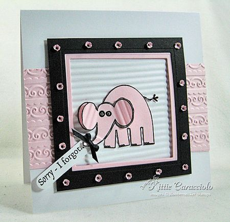 KC Animals Elephant 1 left