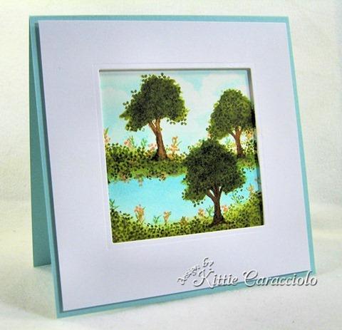 KC Trees and Lake