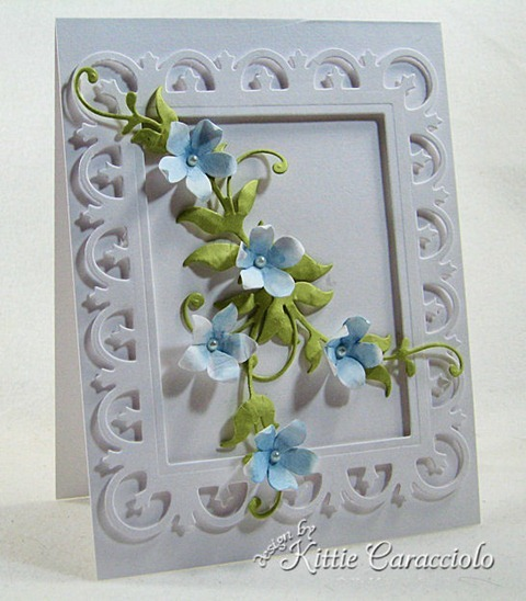 KC Martha Stewart Punch Flowers 1 left
