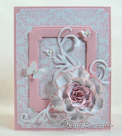 KC Victorian Damask Panel 1 center
