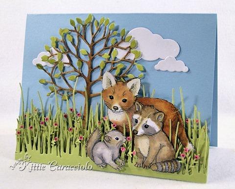 KC Fox Raccoon Squirrel 1 right