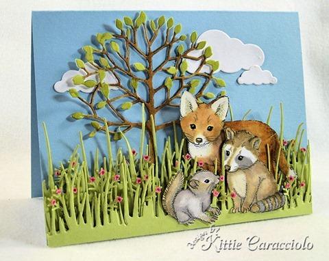 KC Fox Raccoon Squirrel 1 left