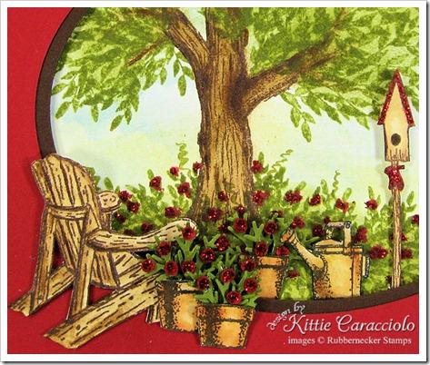 KC In My Garden 5 close