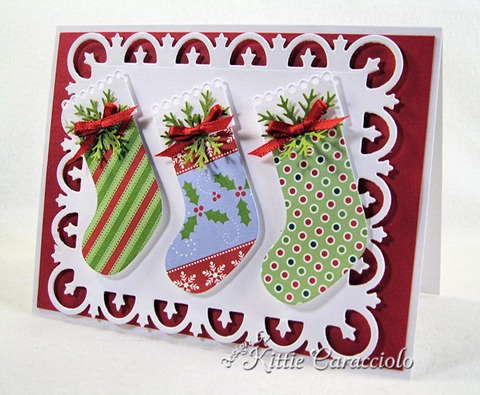 KC Memory Box Eyelet Stocking 1 right