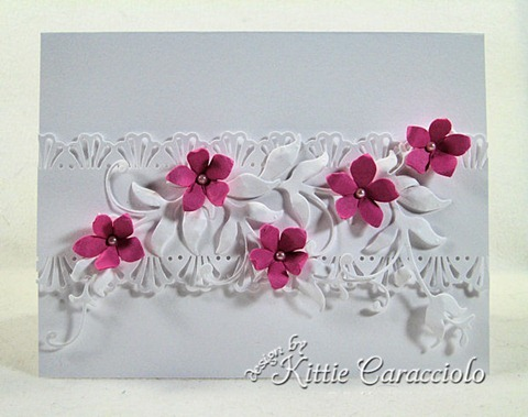 KC Martha Stewart Punch Flowers 2 center