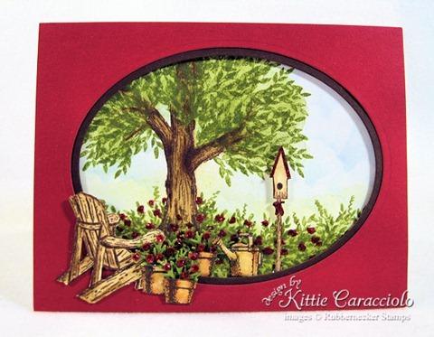 KC In My Garden 5 center