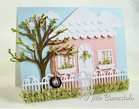 KC Impression Obsession Birdhouse 5 left