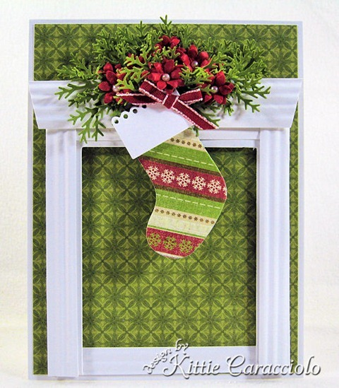 KC Memory Box Eyelet Stocking 2 center