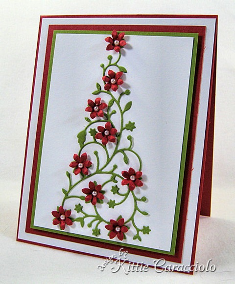 KC Memory Box Flowering Christmas Tree 1 right