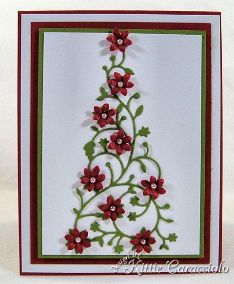 KC Memory Box Flowering Christmas Tree 1 center