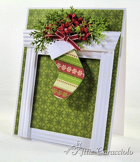 KC Memory Box Eyelet Stocking 2 right