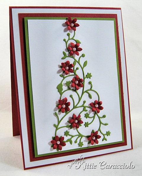 KC Memory Box Flowering Christmas Tree 1 left