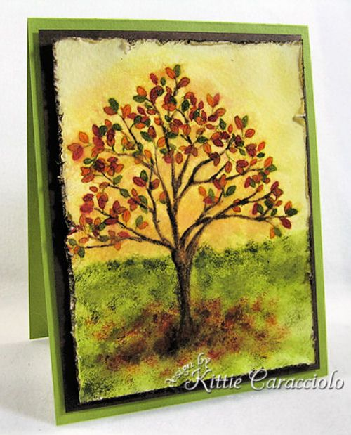 KC IMpression Obsession Tree Stamps 3 left