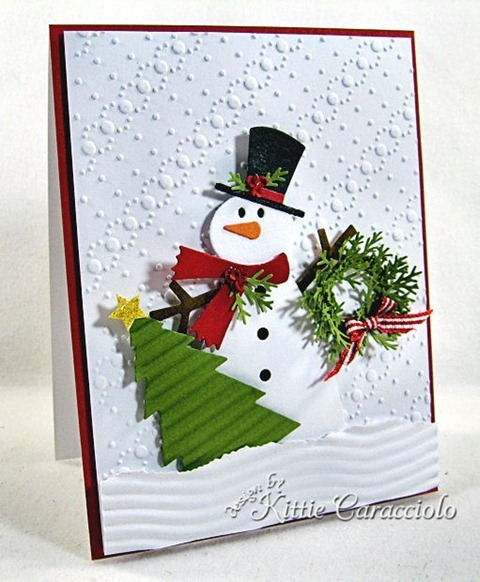 KC Sizzix Snowman 2 1 left