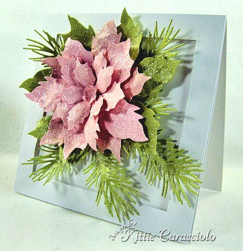 KC Sizzix Tattered Poinsettia 2 right