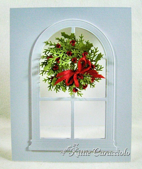 KC Poppy Stamps Grand Madison Arched Window 4 center
