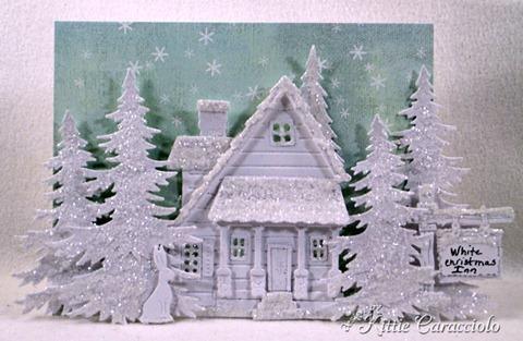 KC Cottage Cutz Mountain Lodge 2 center