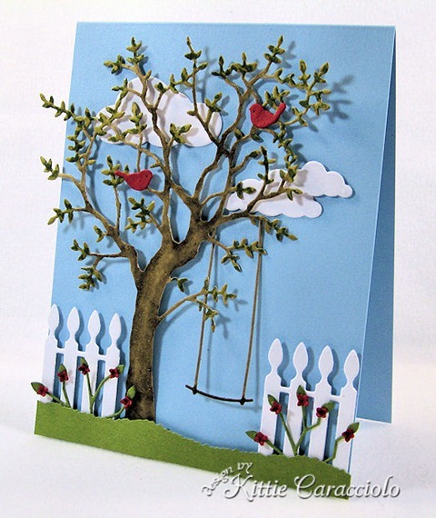 KC Memory Box Grand Oak Tree 1 right