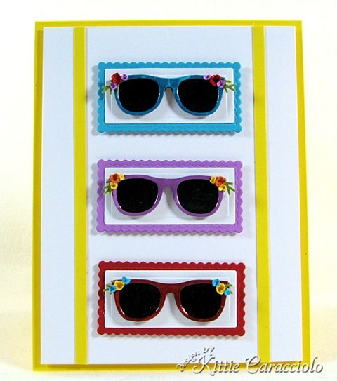 KC Impression Obsession Sunglasses  1 center