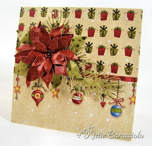 KC Poppy Stamps Blooming Poinsettia 2 right