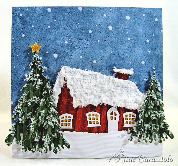 KC Dee's Winter Cottage 2 center