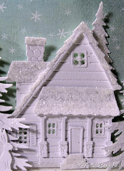 KC Cottage Cutz Mountain Lodge 2 close center