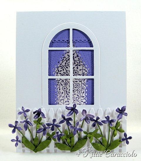 KC Memory Box Blooming Violet 1 center