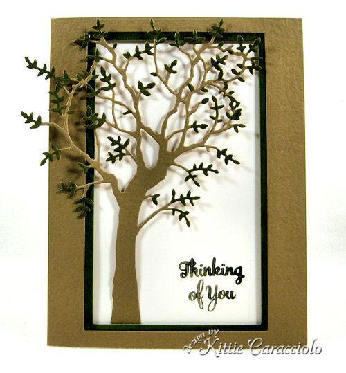 KC Memory Box Grand Oak Tree 3 center