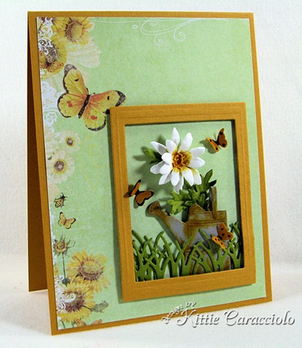 KC Sizzix Flower Mini Daisy 1 left