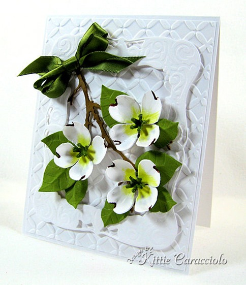 KC Sizzix Flower Dogwood 1 right