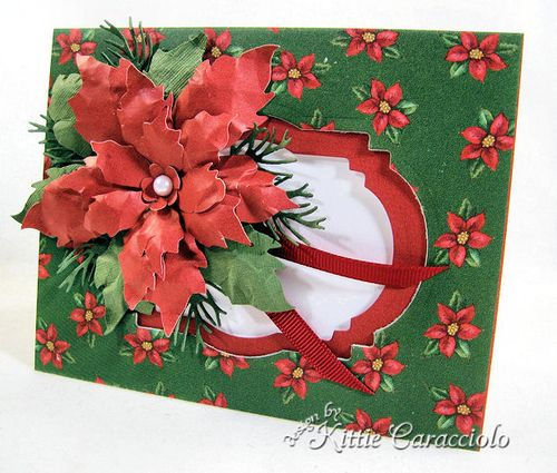 KC Sizzix Tattered Poinsettia 1 right