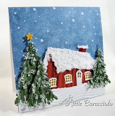 KC Dee's Winter Cottage 2 left