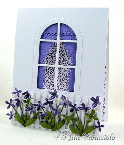 KC Memory Box Blooming Violet 1 right
