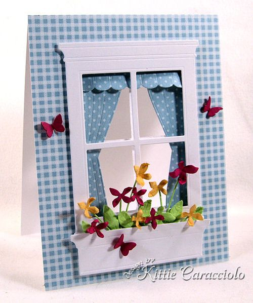 KC Poppy Stamps Grand Madison Window 11 left