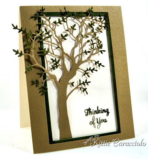 KC Memory Box Grand Oak Tree 3 left