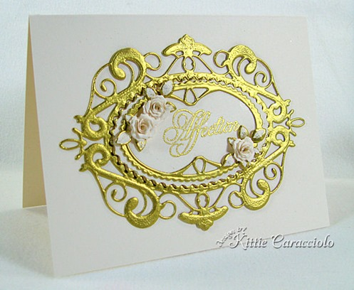 KC Memory Box Palace Oval Frame 1 left